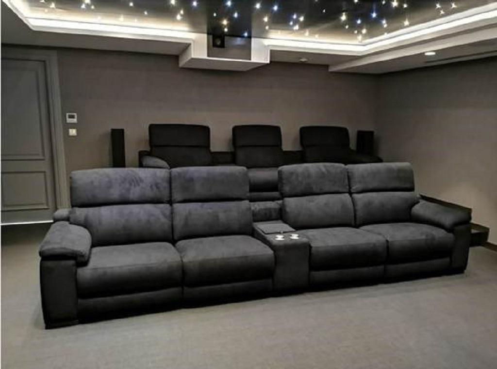 Consejos para diseñar una sala de cine en casa