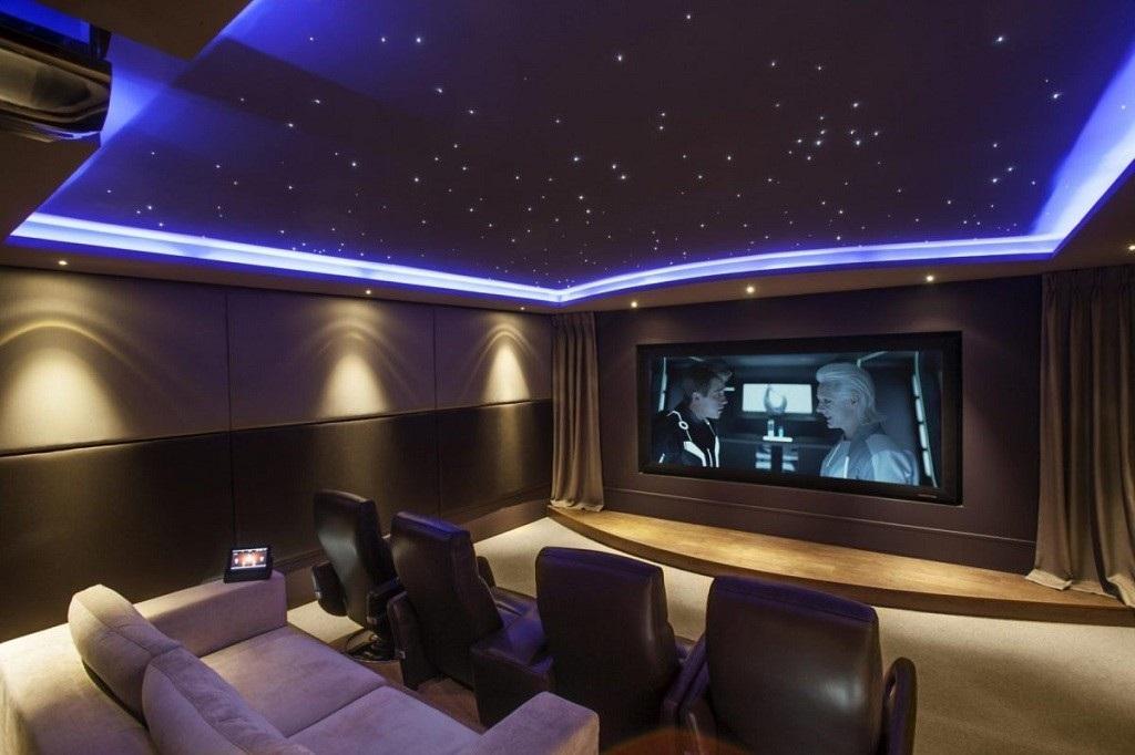 Consejos sala de cine en casa