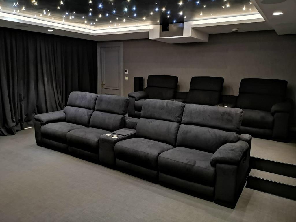 Vorteile eines kinos zu hause